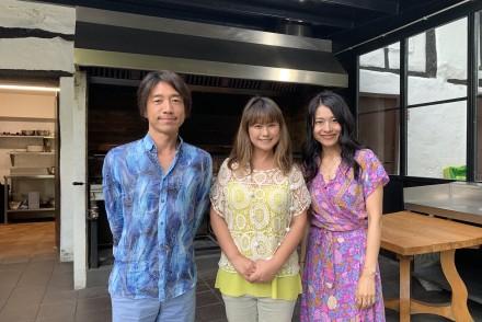 山口純子、マツダミヒロ、WAKANA